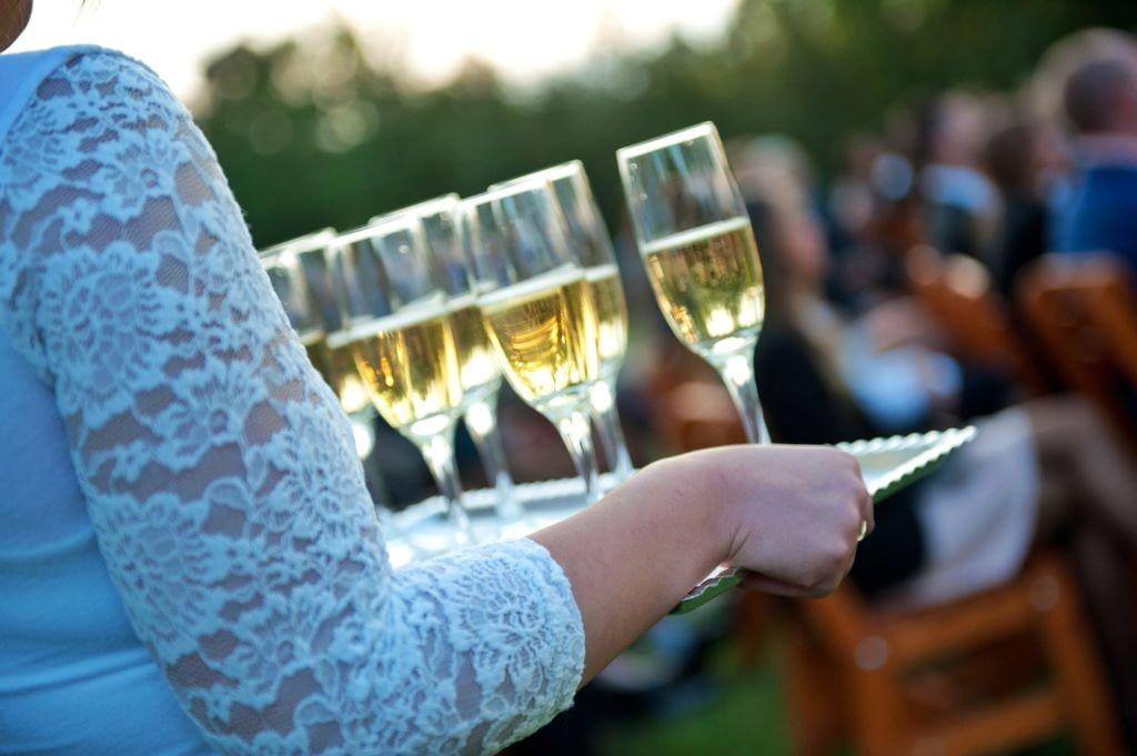 Esküvői Helyszín a Balaton parton Koktélok